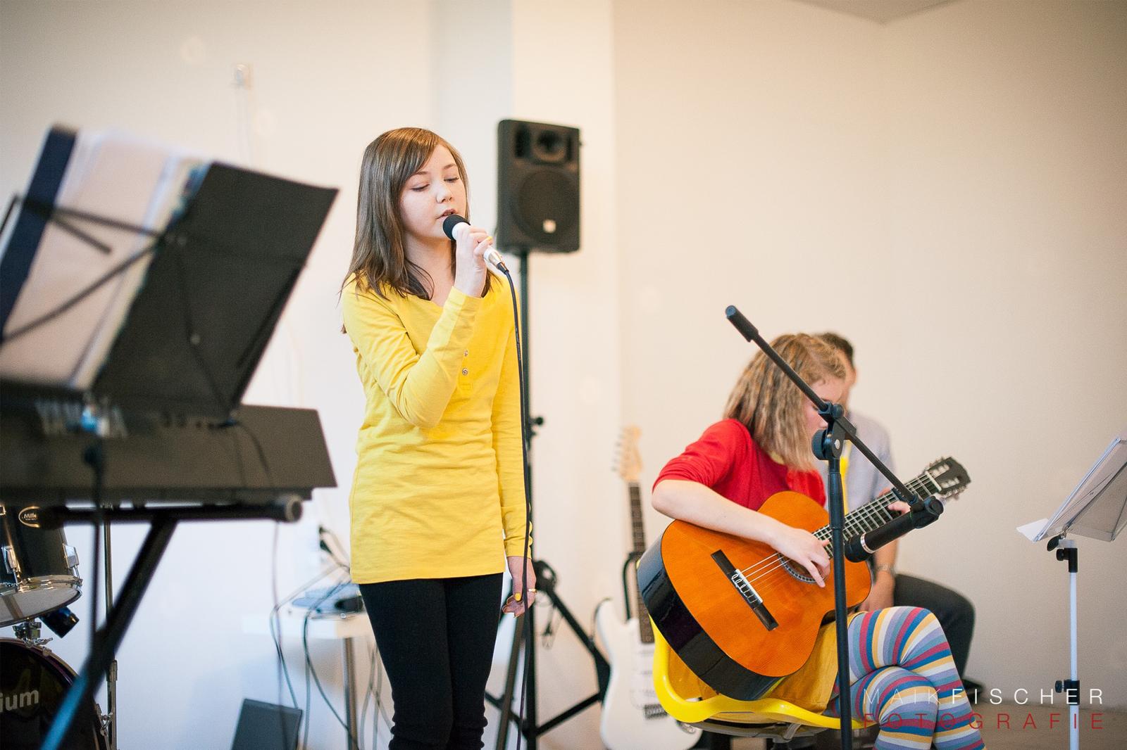 Für die Kleinen – Musikalische Früherziehung